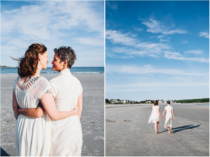 Rochelle + Michelle // Goose Rocks Beach Kennebunkport