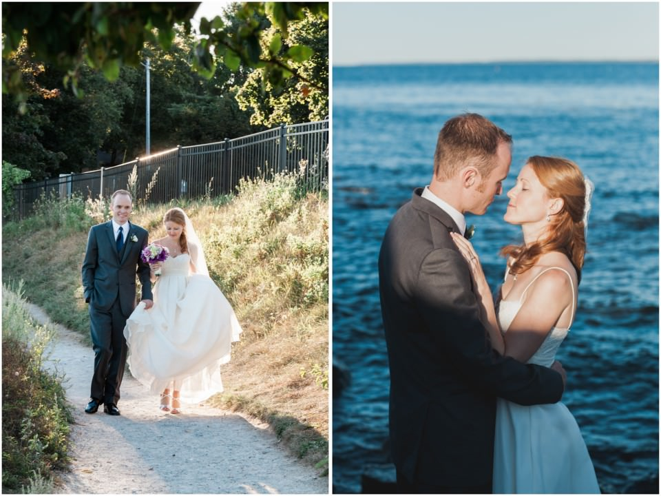 Marta & Dave's Wedding in Rockland