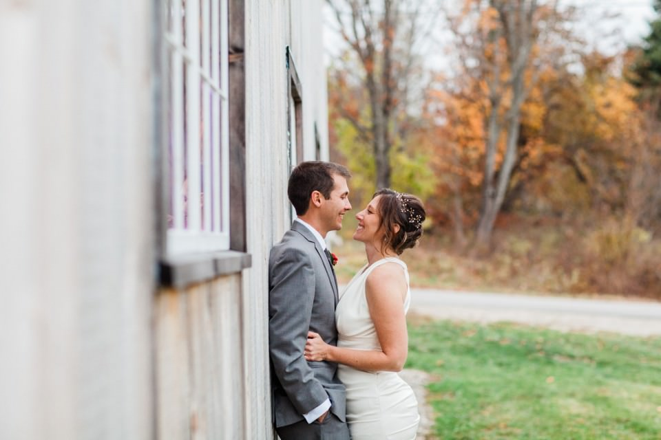Laragh & Joel at The Hitching Post