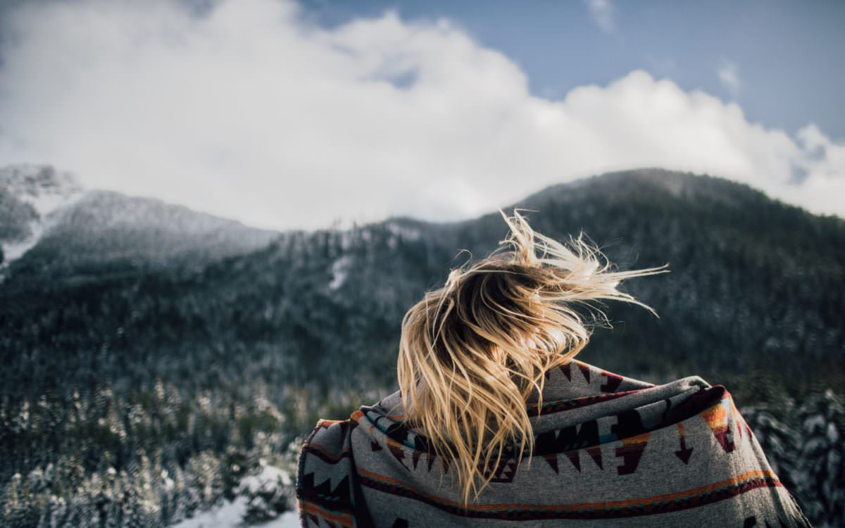 Winter Portraits: Gold Creek at Snoqualmie