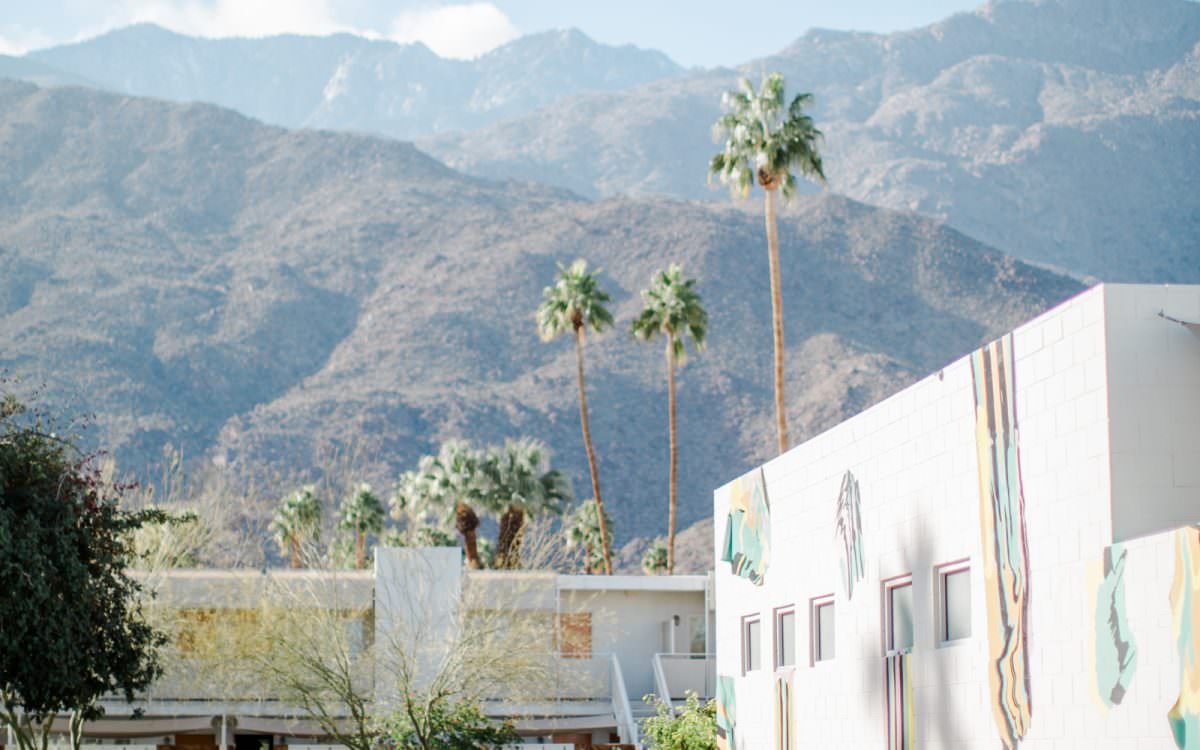 Destination Wedding Photos: Ace Hotel & Swim Club / Palm Springs