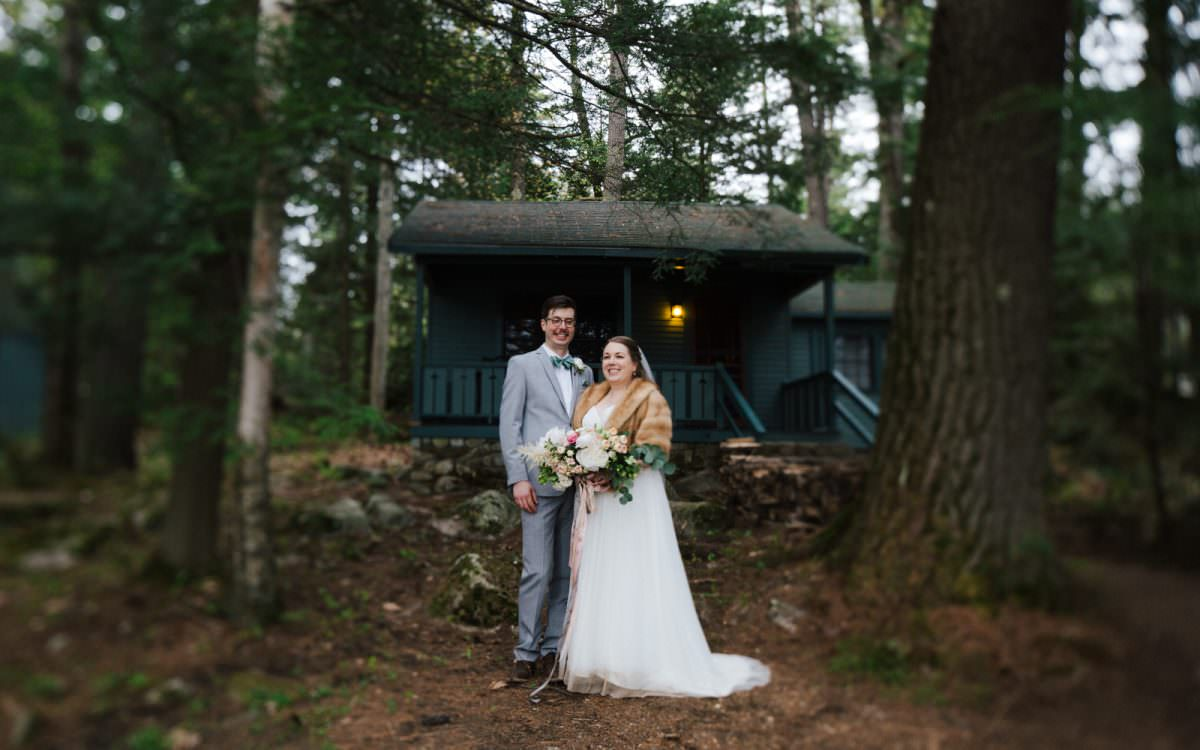 A Maine Destination Wedding at Migis Lodge