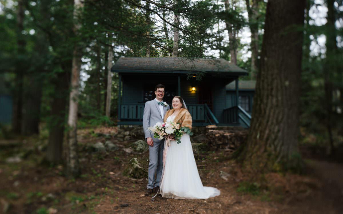 A Maine Destination Wedding at Migis Lodge