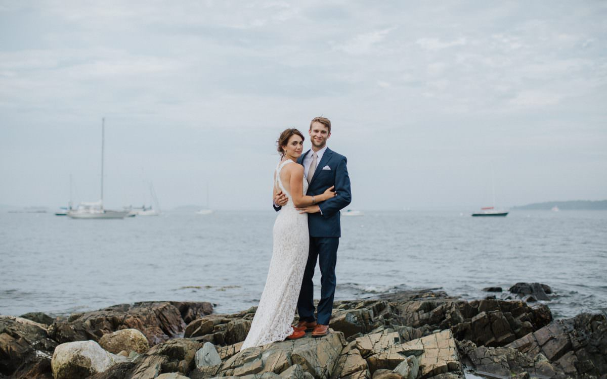 Portland Company's Last Wedding - Alexandra + Chris