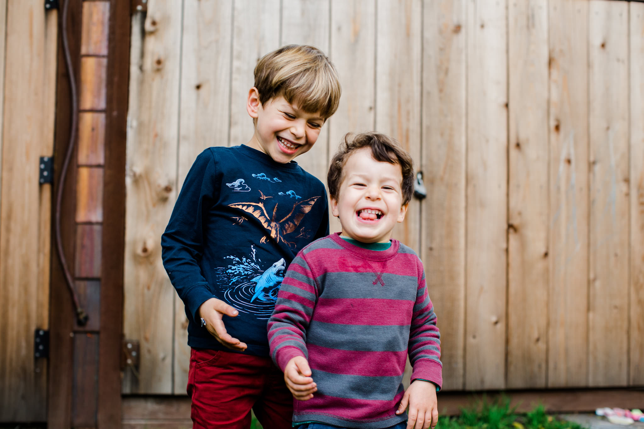 San Francisco Kids Photo Shoot